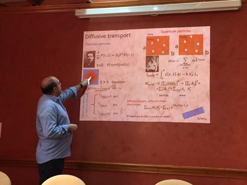SCL Seminar by Liviu Chioncel